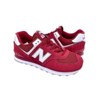 New Balance 574 Evergreen vermelles